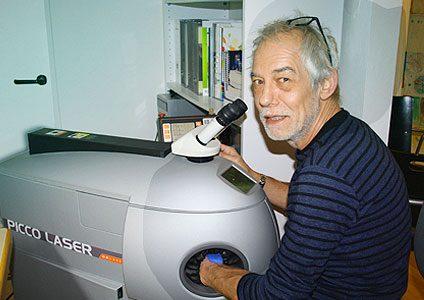 Laser im eigenen Labor